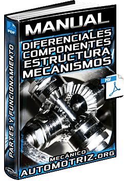Manual de Diferenciales – Componentes, Estructura, Mecanismos y Funcionamiento