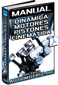 Manual: Dinámica de Motores de Pistones – Tipos, Diagramas, Análisis y Cinemática