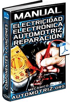 Manual de Electricidad y Electrónica – Circuitos Eléctricos, Batería y Reparación
