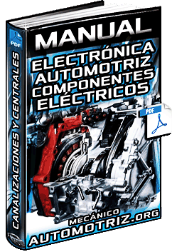 Manual de Electrónica Automotriz – Sensores, Centrales y Componentes