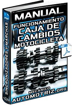 Manual de Funcionamiento de Caja de Cambios Secuencial de Motocicletas