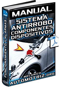 Manual de Funcionamiento del Sistema Antirrobo - Componentes y Dispositivos