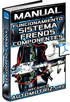 Manual de Funcionamiento del Sistema de Frenos - Partes de Servofreno e Hidrovac