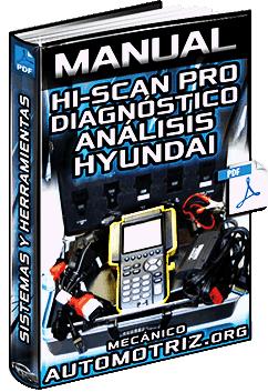 Manual: Uso de Hi-Scan Pro – Diagnóstico de Sistemas, Códigos y Análisis Hyundai