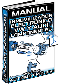 Manual de Inmovilizador Electrónico VW y Audi – Emisor, Receptor y Autodiagnosis