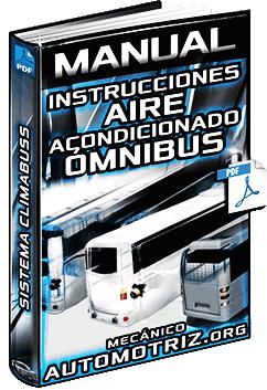 Manual de Instrucciones del Aire Acondicionado para Ómnibus - Climabuss