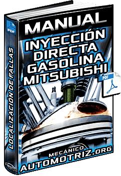 Manual de Inyección Directa de Gasolina Mitsubishi - Localización de Fallas