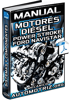 Manual de Motores Diésel Power Stroke Ford con Inyección HEUI y Common Rail