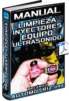 Manual de Limpieza de Inyectores y Equipo Ultrasonido - Procedimiento