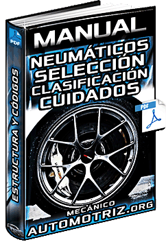 Manual: Llantas y Neumáticos - Selección, Estructura, Clasificación y Códigos