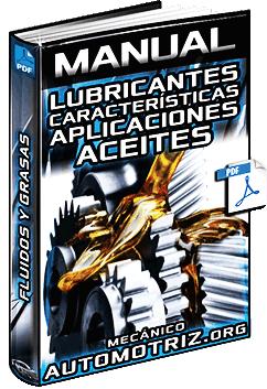 Manual de Lubricantes - Aceites Hidráulicos, Líquido de Frenos y Grasas