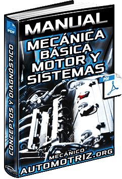 Manual de Mecánica Automotriz Básica – Motor, Sistemas y Localización de Averías