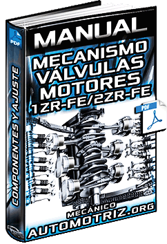 Manual de Mecanismo de Válvulas de Motores 1ZR-FE y 2ZR-FE Toyota