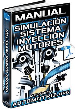 Manual de Simulación del Sistema de Inyección de Combustible en Motores