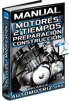 Manual de Motores de 2 Tiempos – Partes, Preparación, Equilibrado y Construcción