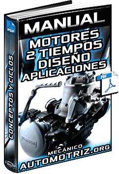 Manual de Motores de 2 Tiempos - Ciclo, Diseño, Aplicaciones y Lubricación