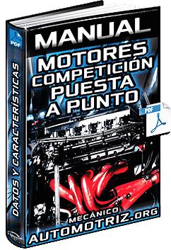 Manual de Motores de Competición - Características y Puesta a Punto