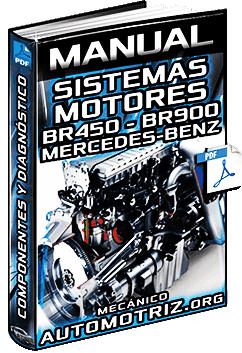 Manual de Motores BR450, BR500 y BR900 Mercedes Benz – Sistemas y Diagnóstico