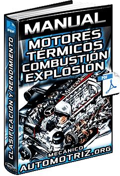 Manual: Motores Térmicos - Clasificación, Tiempos y Funcionamiento