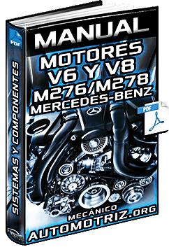 Manual de Motores V6 y V8 (M276 y M278) Mercedes Benz – Sistemas y Componentes
