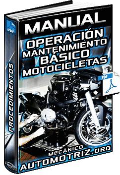 Manual de Operación de Mantenimiento Básico de Motocicletas