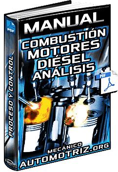 Manual de Combustión en Motores Diésel – Proceso, Análisis, Ignición y Emisiones
