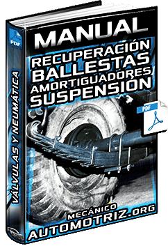 Manual de Recuperación de Ballestas - Amortiguadores, Suspensión y Válvulas