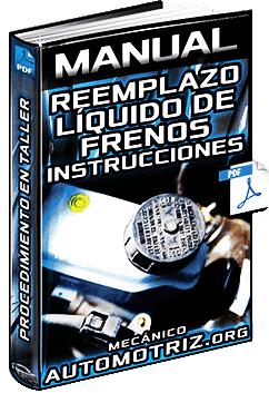 Manual: Reemplazo del Líquido de Frenos - Instrucciones y Procedimiento en Taller