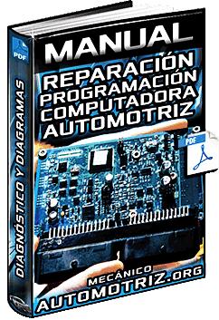 Manual de la ECU del Motor – Reparación, Reprogramación, Diagnóstico y Diagramas
