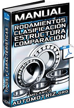 Manual de Rodamientos NSK - Tipos, Características y Estructura