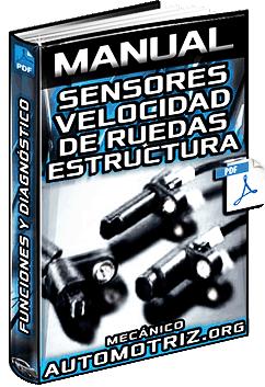 Manual: Sensores de Velocidad de Ruedas – Estructura, Funciones y Diagnóstico