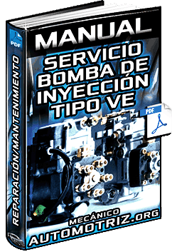 Manual de Bomba de Inyección Tipo VE – Servicio, Reparación y Mantenimiento