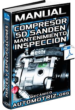 Manual de Mantenimiento de Compresores SD Sanden - Inspección y Operaciones