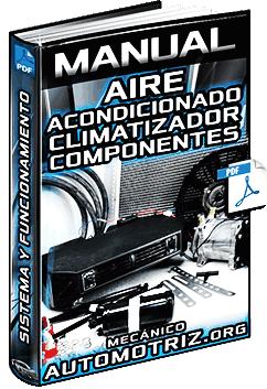 Manual de Sistema de Aire Acondicionado Climatizador - Componentes y Esquemas