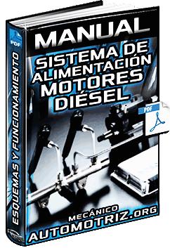 Manual de Sistema de Alimentación de Motores Diésel - Circuitos y Bombas