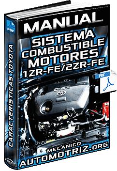 Manual de Sistema de Combustible de Motores 1ZR-FE y 2ZR-FE Toyota