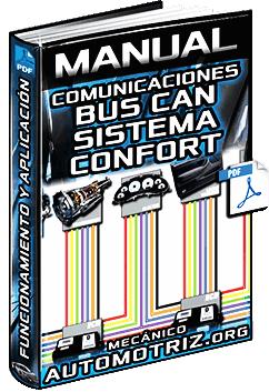 Manual de Sistema de Comunicaciones Bus CAN - Aplicación y Funcionamiento