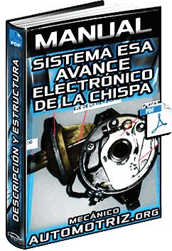 Manual de Sistema ESA Avance Electrónico de la Chispa - Estructura y Circuito