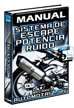Manual de Sistema de Escape en Motos - Conceptos, Potencia, Ruido y Accesorios