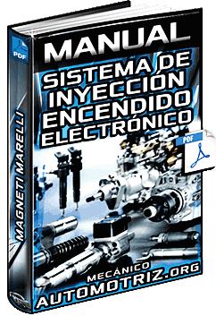 Manual: Sistema de Inyección y Encendido Electrónico IAW4SGF/DF Magneti Marelli