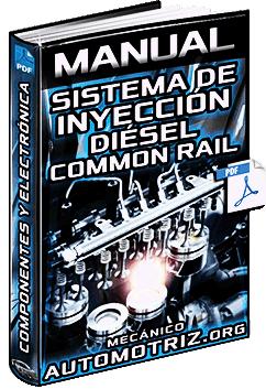 Manual: Sistema de Inyección Electrónica Common Rail en Motores Diésel