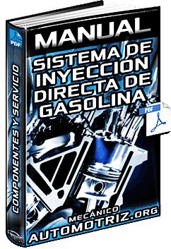 Manual de Sistema de Inyección Directa de Gasolina GDI - Servicio Mitsubishi