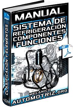 Manual de Sistemas de Refrigeración - Tipos, Componentes, Circuitos y Limpieza