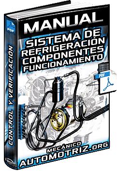 Manual de Sistema de Refrigeración - Componentes, Líquido y Enfriamiento
