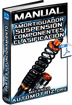 Manual de Amortiguadores del Sistema de Suspensión - Componentes y Clasificación