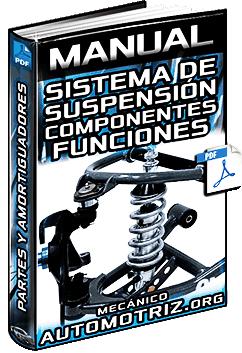 Manual de Sistemas de Suspensión y Amortiguadores - Componentes