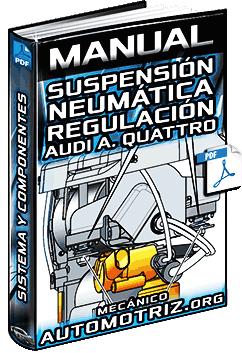 Manual: Sistema de Suspensión Neumática de 4 Niveles de Audi AllRoad Quattro
