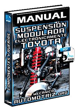 Manual de Sistema TEMS Suspensión Modulada Electrónicamente Toyota