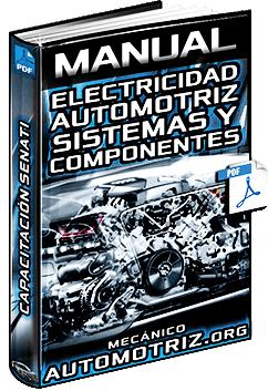 Manual de Electricidad - Batería, Sistemas de Arranque, Carga y Encendido