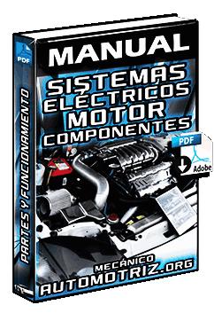Manual de Sistema Eléctrico del Motor - Batería, Arranque, Encendido y Sensores
